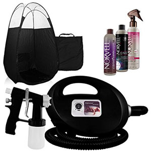 Black Fascination FX Spray Tanning Machine