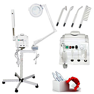 CL Beauty 3 in 1 Aromatherapy Facial Steamer