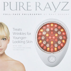 Baby Quasar PURE RAYZ Skincare Therapy Device